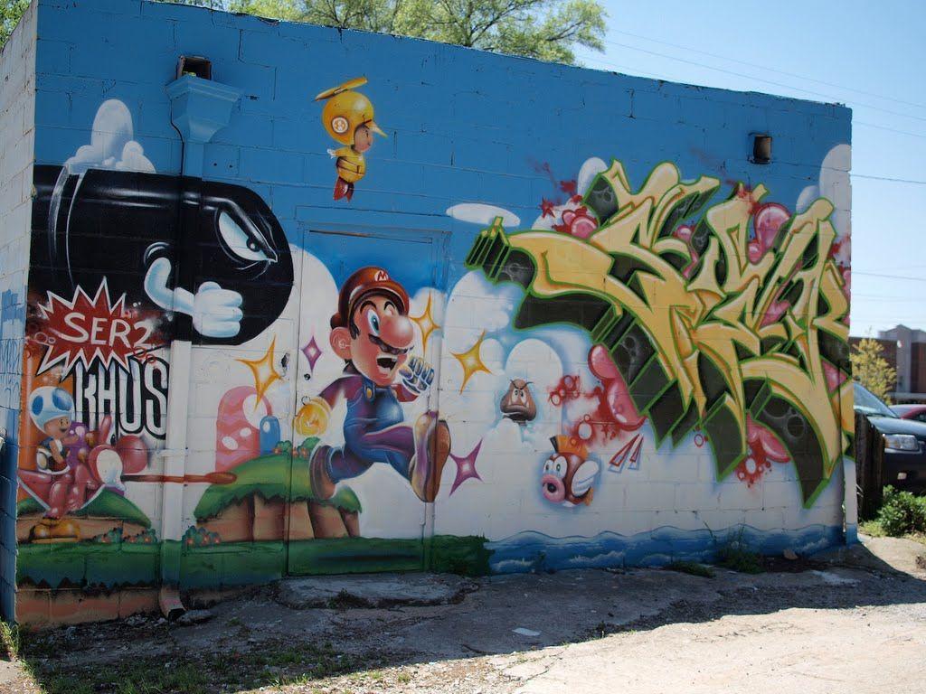 More super mario graffiti nintendo