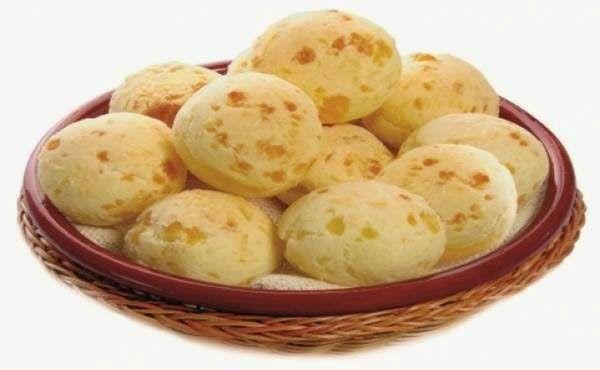 Receitas Rápidas e Fáceis: Receita de Pão de Queijo Fácil