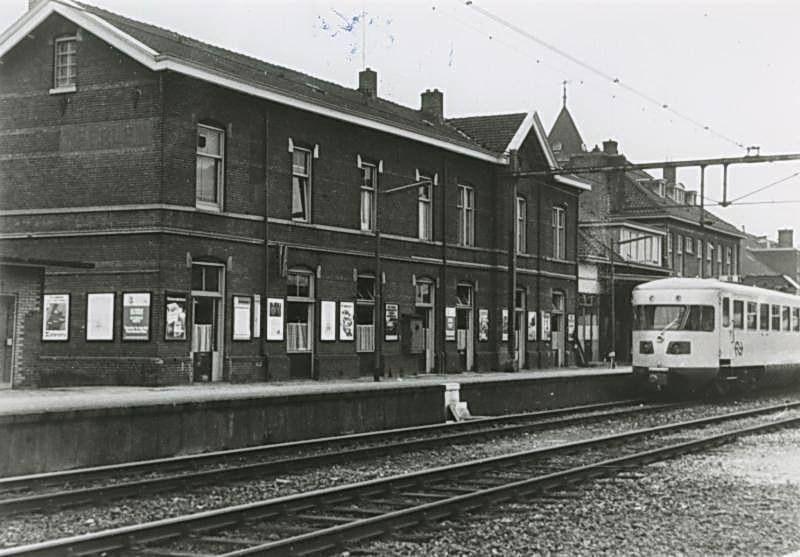 Oude NS-station Heerlen
