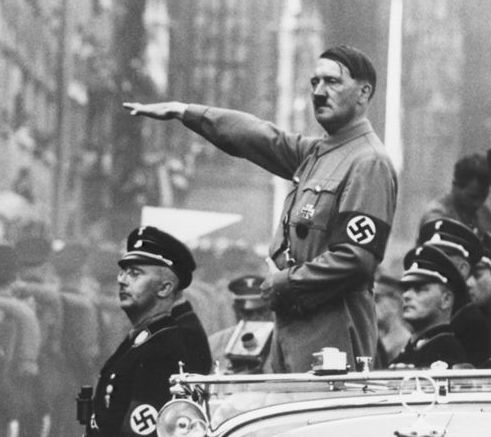 See Images of Adolf Hitler, History's Monster | Wwi