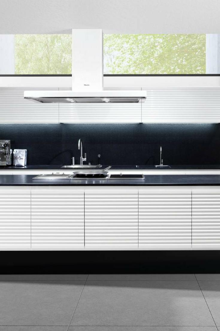 Küche in Weiß: matt oder glänzend? Was ist besser | weiße Küchen ...