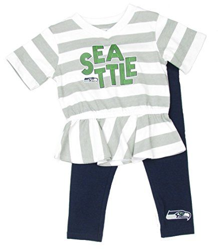 386d5351691 Seattle Seahawks Toddler Field Side Capri Set – Grey Navy (3T)  40.00   39.99 60% Cotton 40% Polyester Capri s  56% Cotton 38% Polyester 6%  Spandex Screen ...