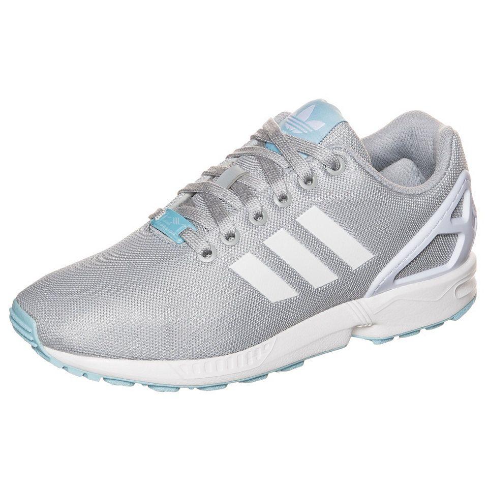 adidas Originals ZX Flux B35321, Damen Low Top Sneaker