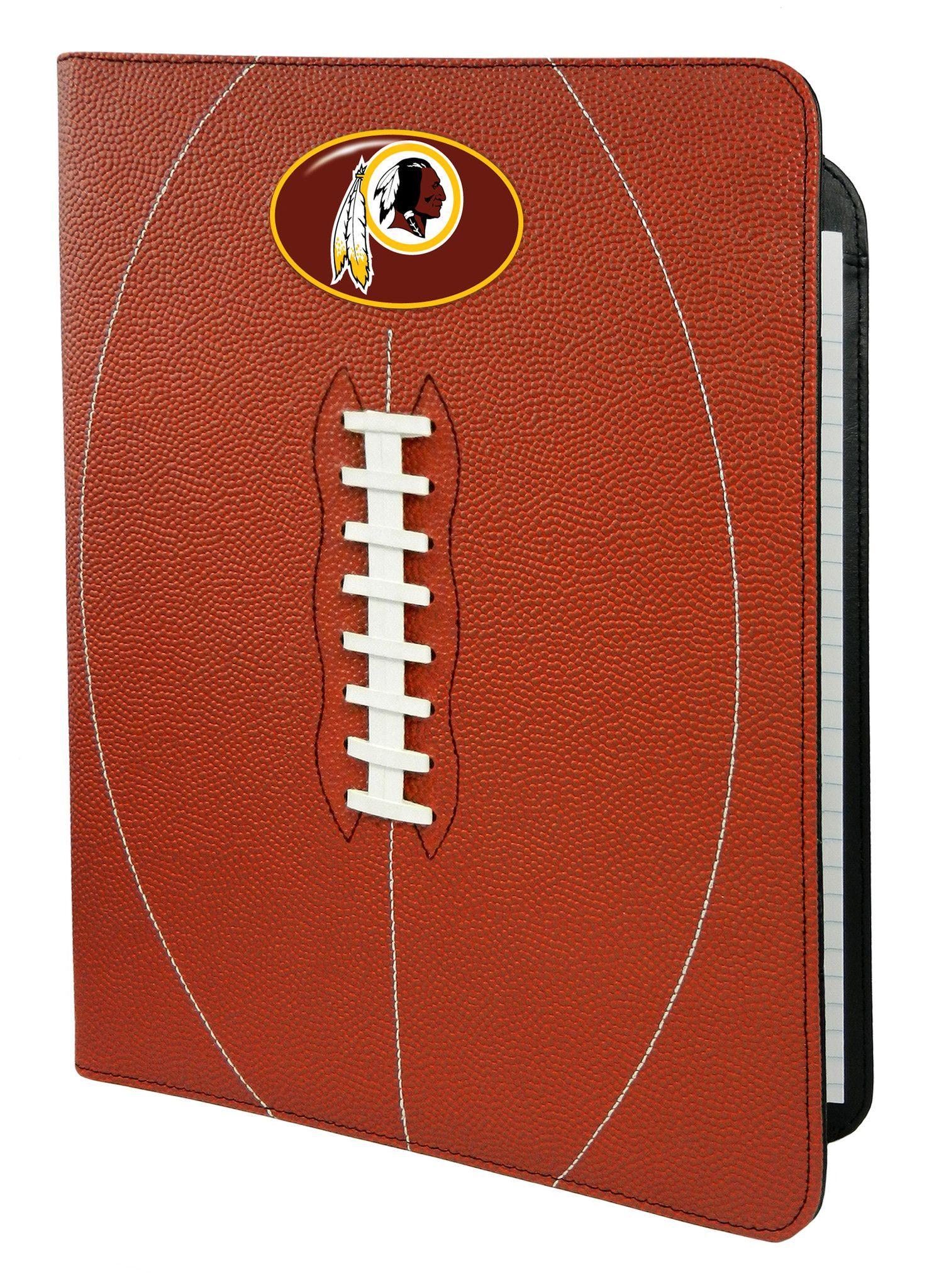 b7ddf671 Washington Redskins Classic NFL Football Portfolio - 8.5 in x 11 in ...