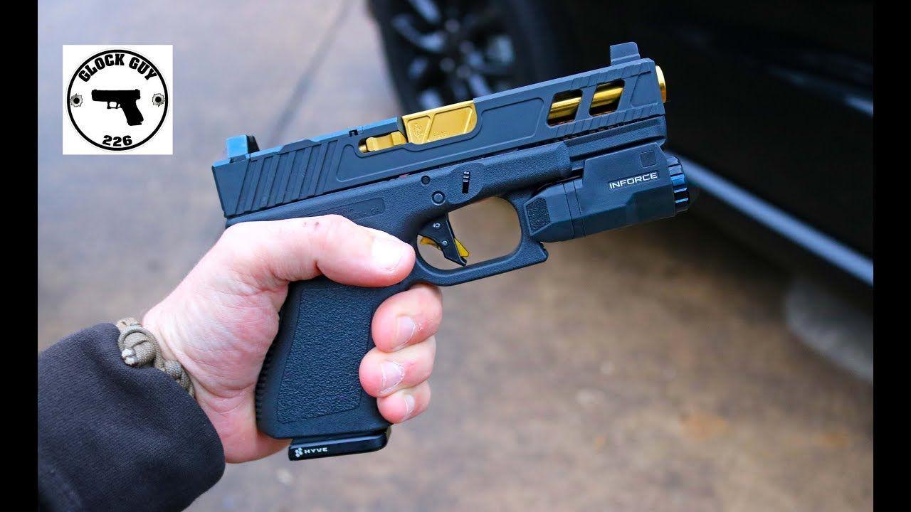 Pin on Custom Glocks!