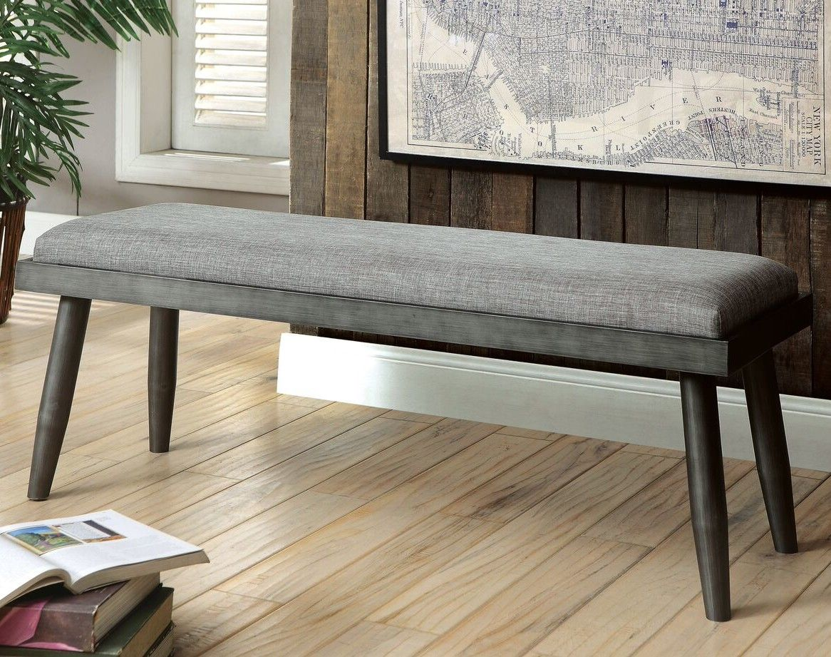 Kitchen table benches  Olsen Upholstered Dining Bench  Products  Pinterest  Kitchen