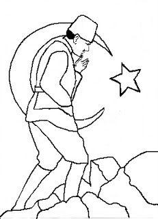 Olcay Okulöncesi Neşesi Boyamalar Atatürk çizimler