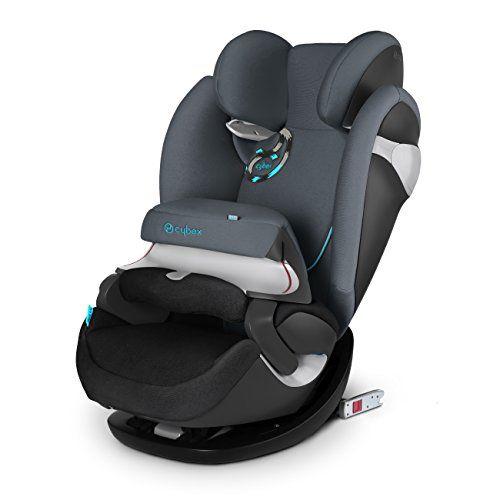 Cybex Pallas M Fix Silla De Coche Grupo 1 2 3 Color Azul Oscuro Car Seats Toddler Car Seat Baby Car Seats