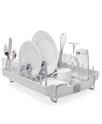 Good Grips Foldaway Dish Rack In 2020 Dish Racks Good Grips