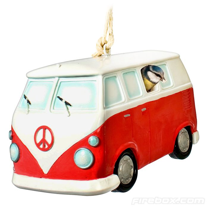 Camper Van Birdhouse   gift ideas   Pinterest   Birdhouse, Vans and Vw