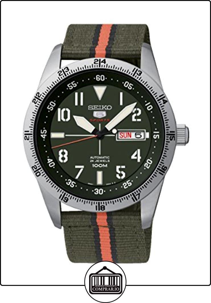 8e36495704f4 Seiko Automatic - Reloj de automático para hombre