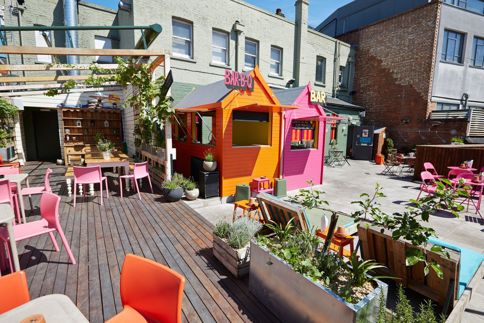 the best rooftop bars in london rooftop bar and east london