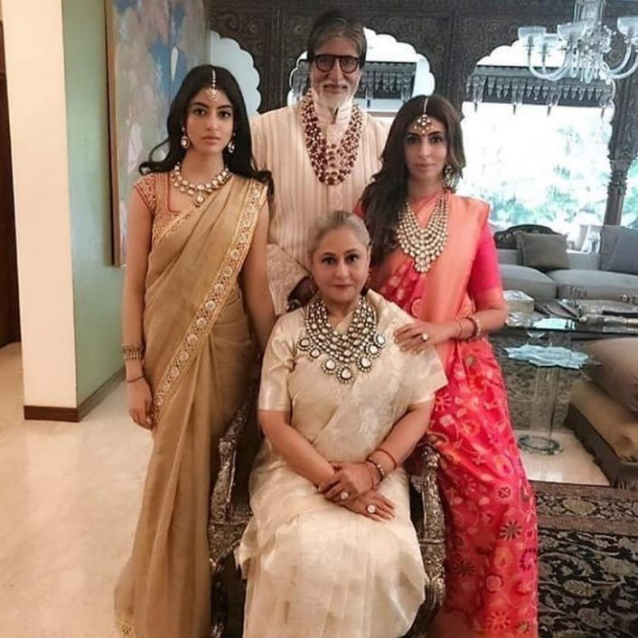 Who Wore What- Bollywood Stars At The Grand Ambani Wedding