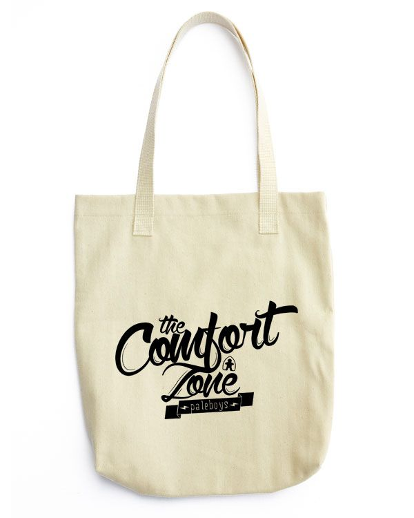 The Comfort Zone Tote