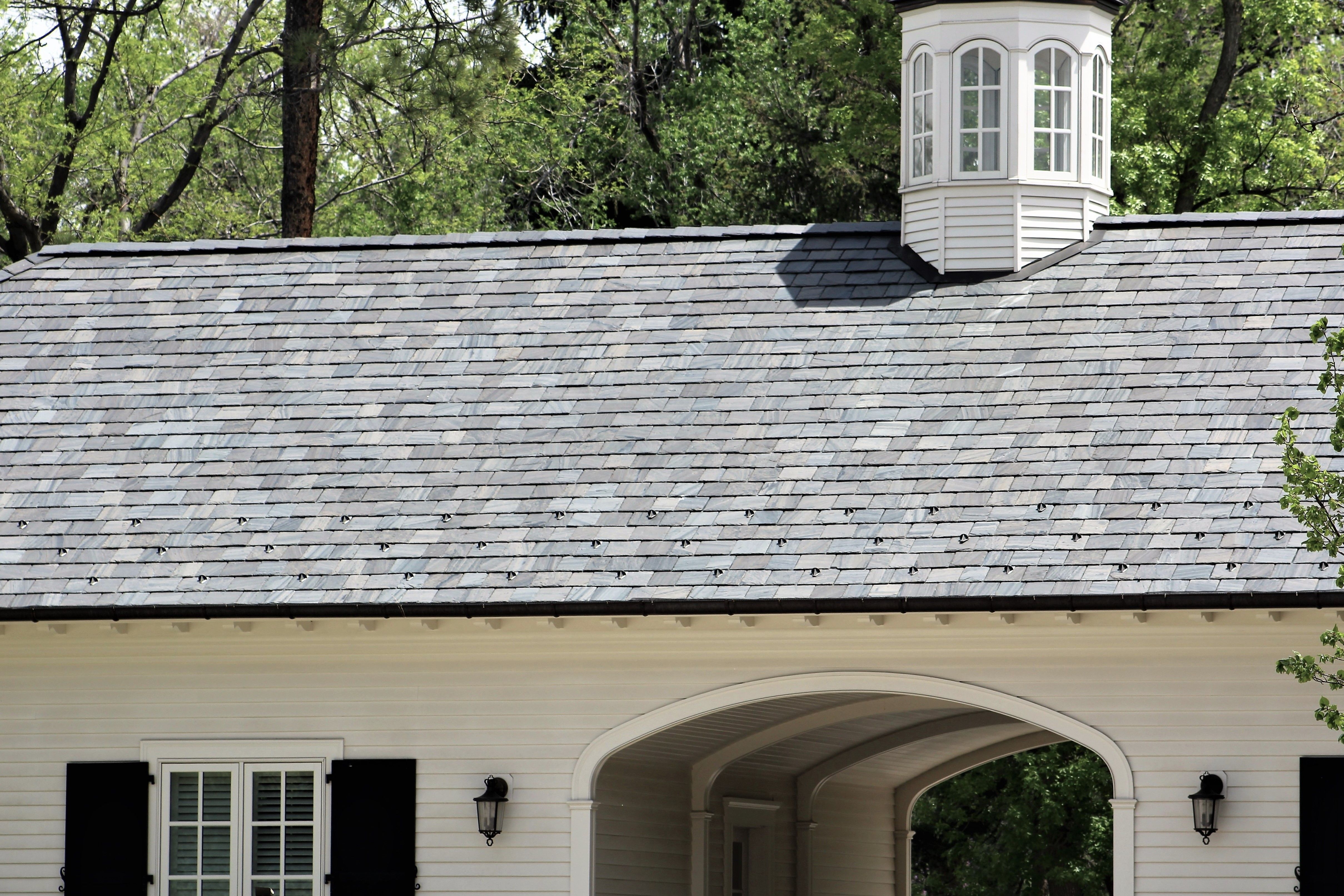 Slatetec Slate Roof Slate Roof Roofing Systems Roof Installation