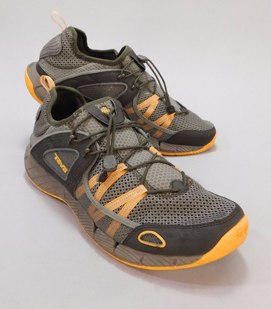 01916142fa3c9 Teva Churn Water Shoes S N 4153 Mens Size 12   Euro 45.5 Non Slip Quick Dry  Nice  Teva  WaterShoes