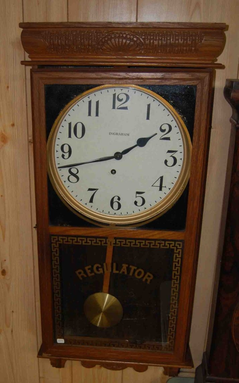 vintage regulator wall clocks wall clock clock antique on wall clocks id=85282