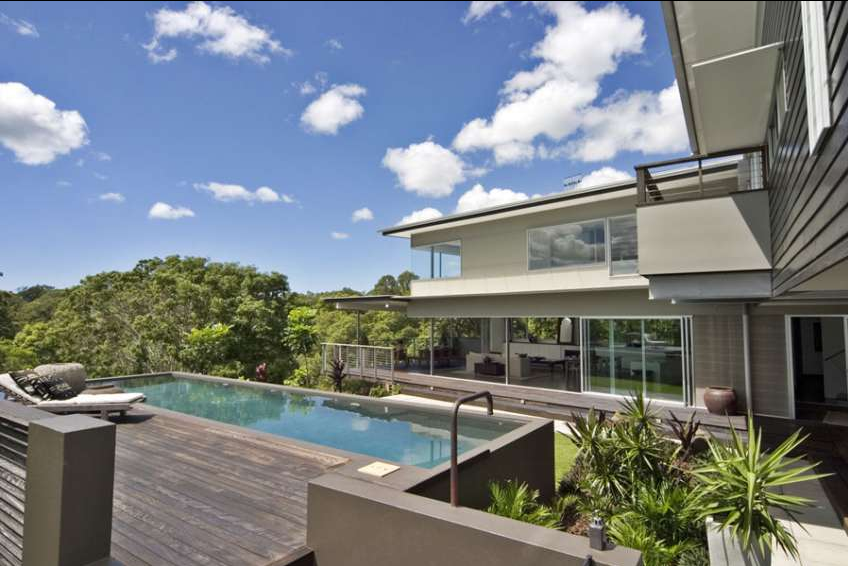Awesome Architecture » Noosa Summit House by Bark Design
