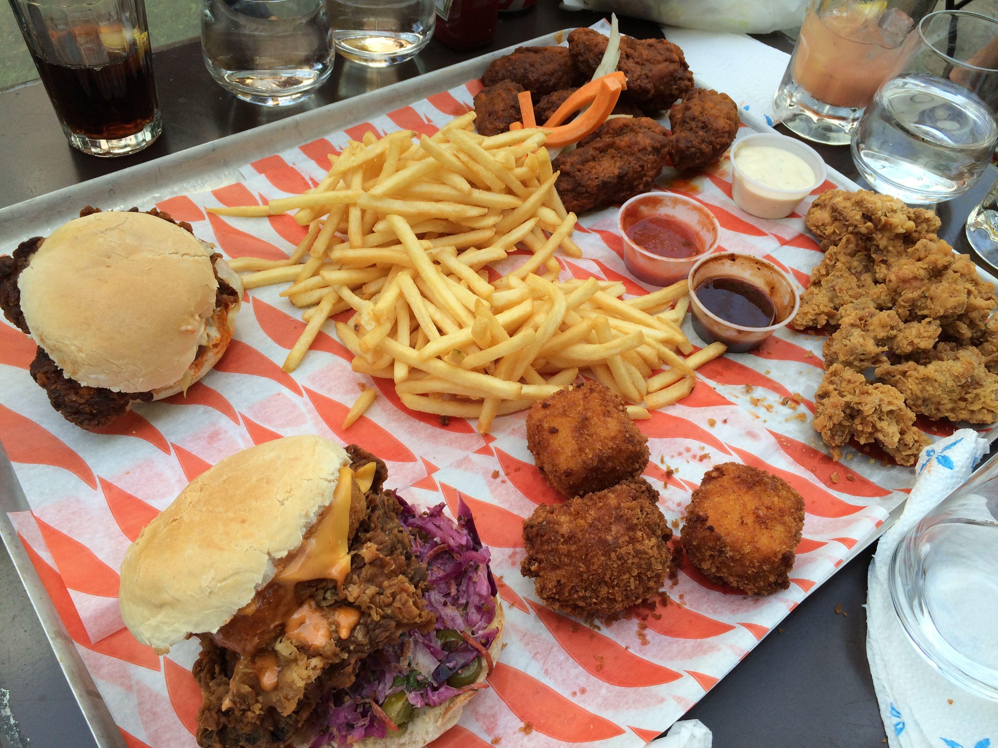 Chicken Liquor, Brixton, London