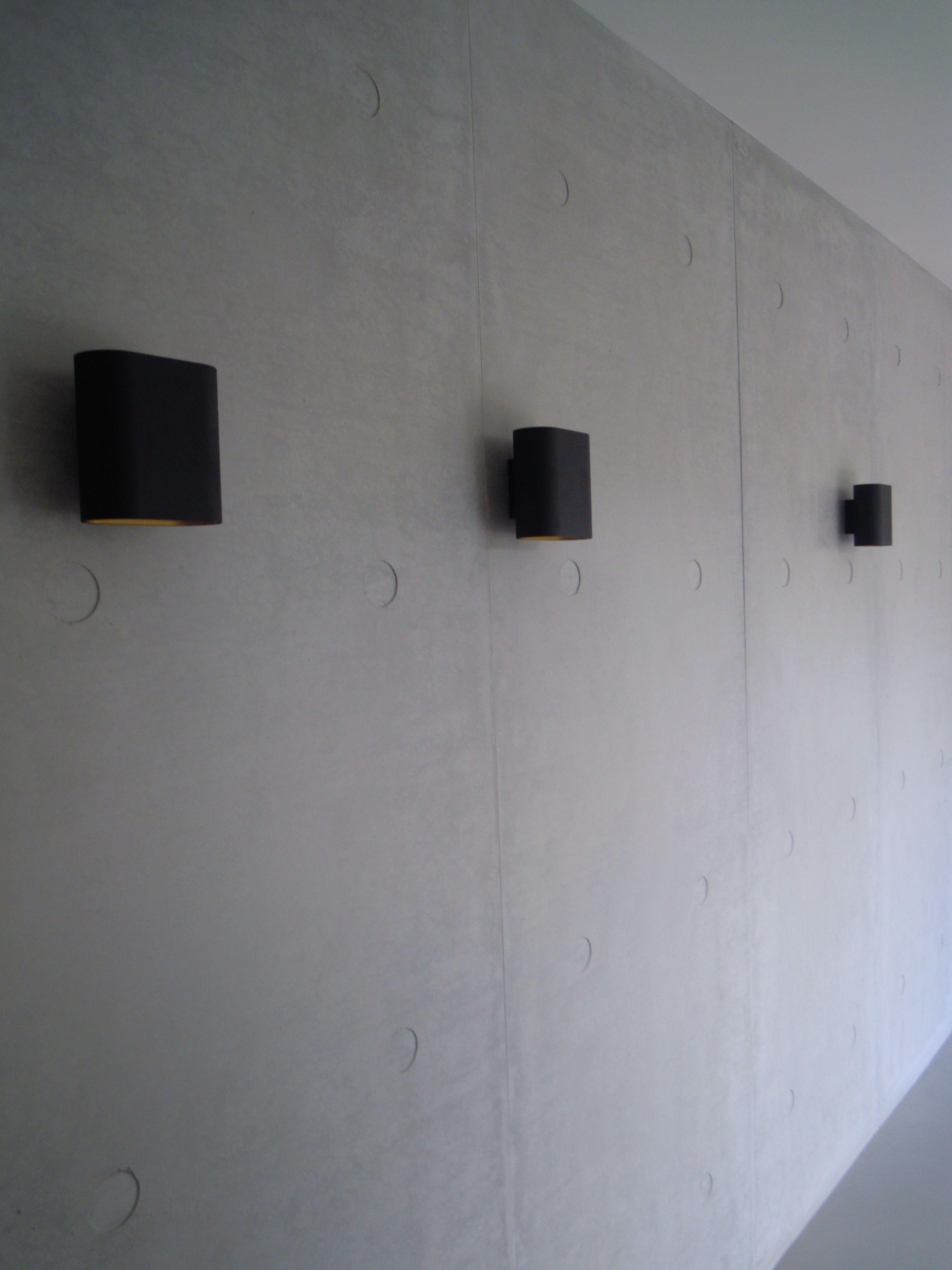 Galerie photo Panneau Béton Panbeton® : Décoration Mural - Concrete ...