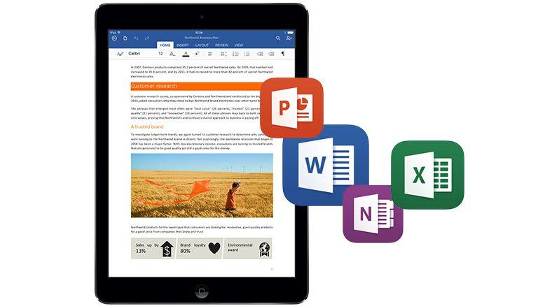 Office for ipad microsoft word free microsoft office