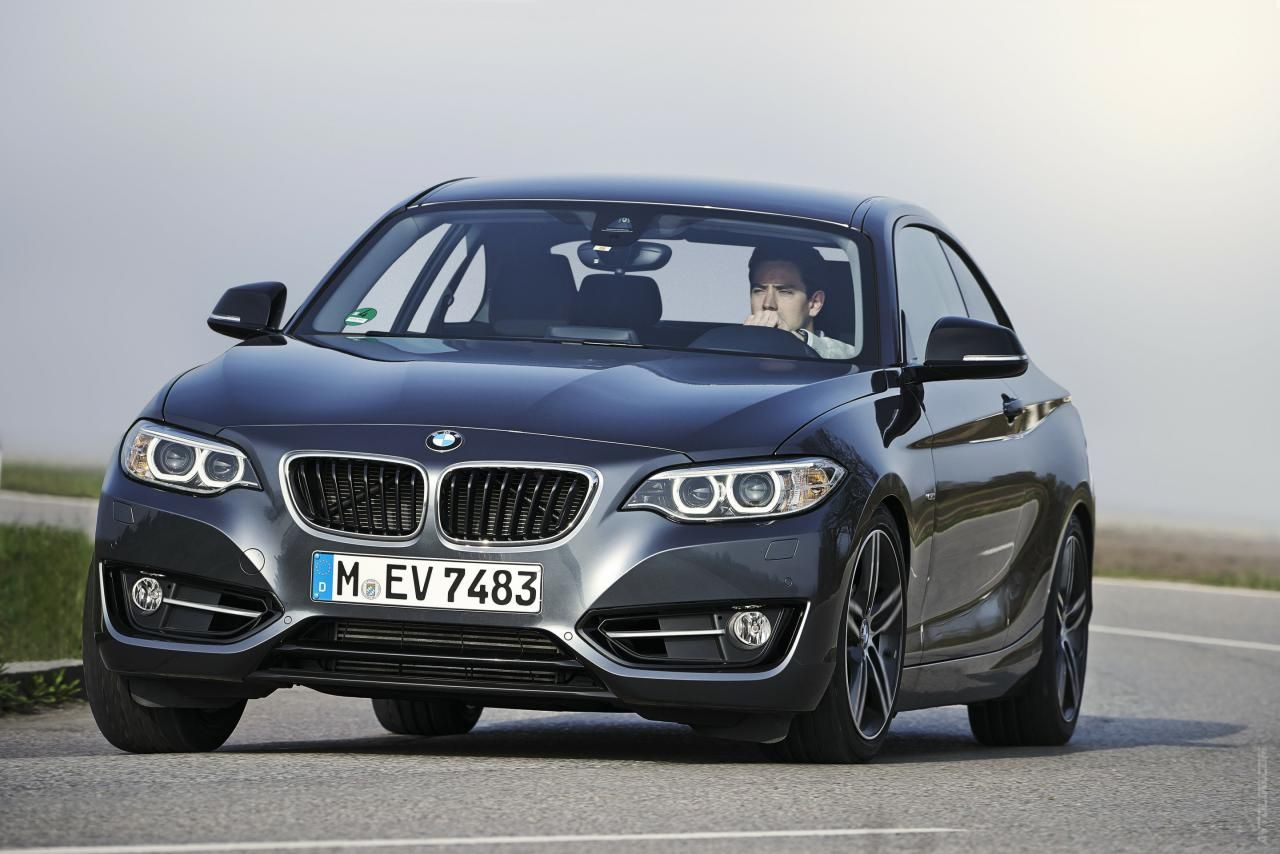 2014 BMW 220d Coupe