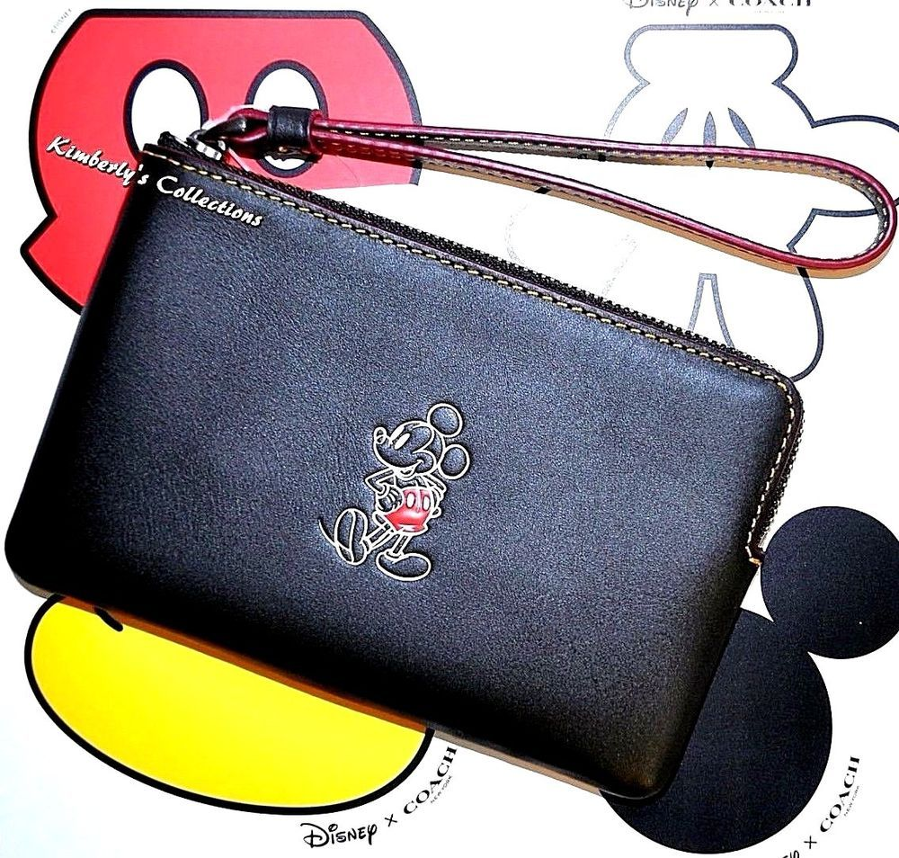 LOUNGEFLY Mickey Mouse Pants Wallet