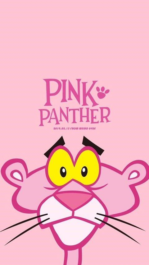 • PINK PANTHER 💕핑쿠핑쿠한 배경화면 핑크팬더!