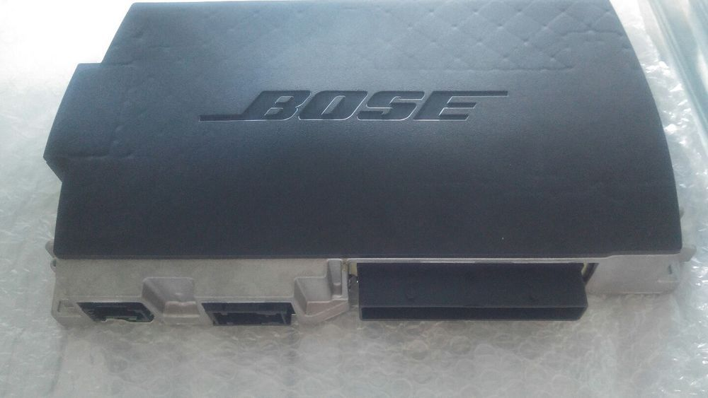 audi q7 4l bose verst rker 4l0 035 223 g amplifier auto. Black Bedroom Furniture Sets. Home Design Ideas