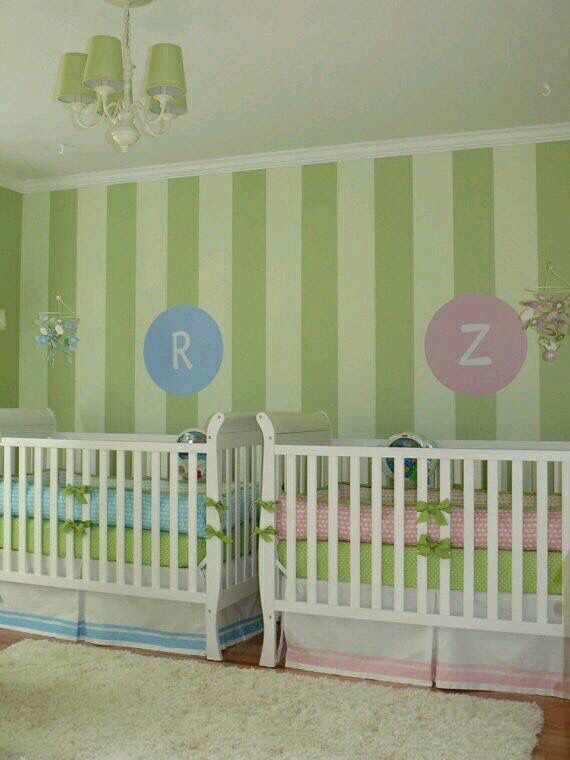 Twin Baby Girl Bedroom Ideas twin baby room | room ideas | pinterest | twin baby rooms, babies