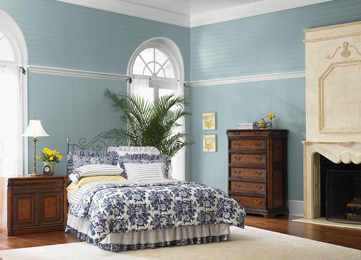harmoniousbehr; blue - interior colors - inspirations | behr
