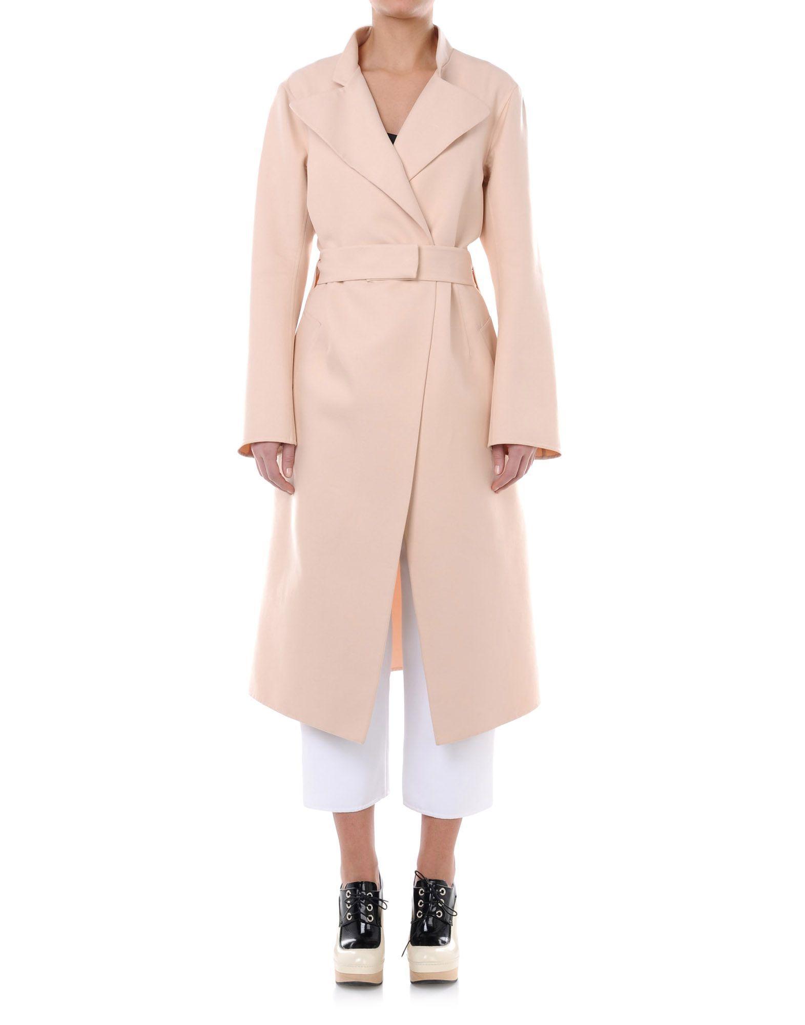 Coat - Coats & jackets Jil Sander Women on Jil Sander Online Store -  Autumn-Winter Collection for men and women.