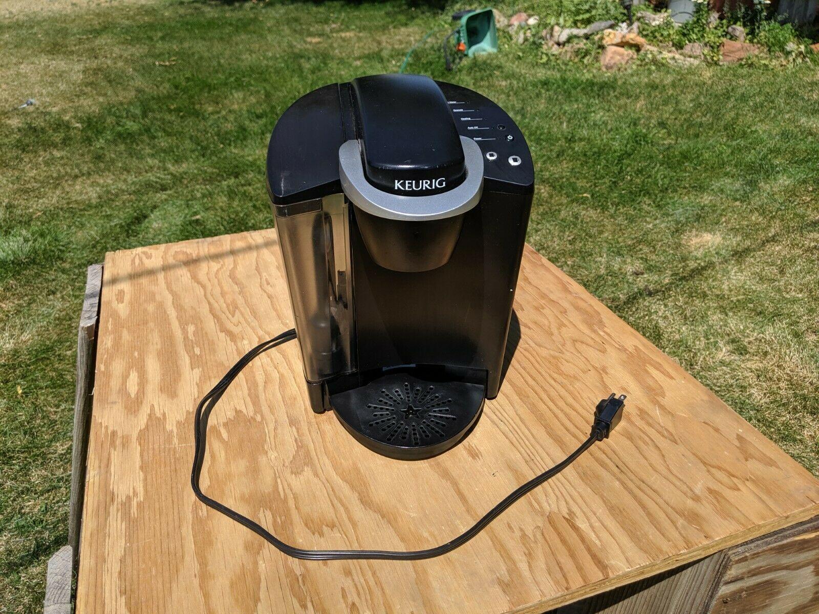 Keurig Single Brew Coffee Maker Brewer Breakfast Model K40