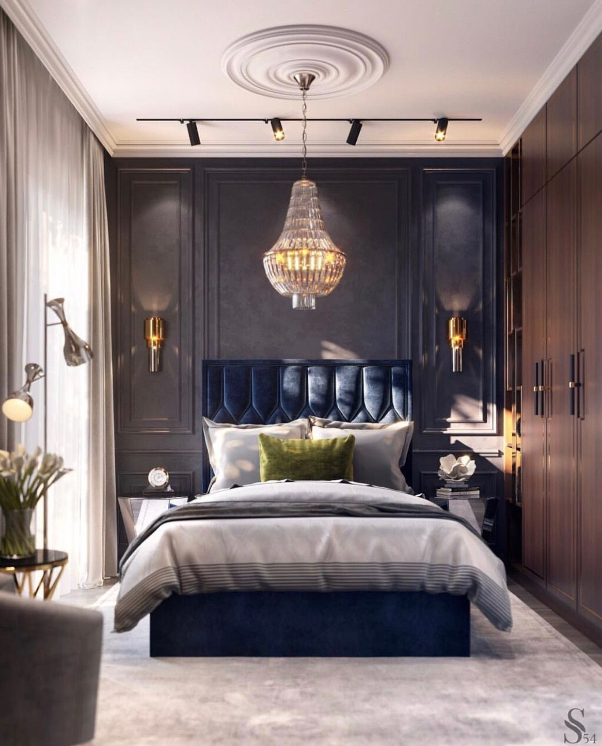 See More Luxury Bedroom Lighting Fixtres For Your Next Interior Design Project At Luxxu Net Int Luxurious Bedrooms Master Bedroom Furniture Bedroom Interior