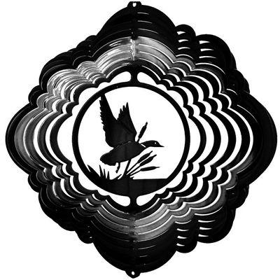"""12"""" Mallard - Black Wind Spinner. #mallard"""