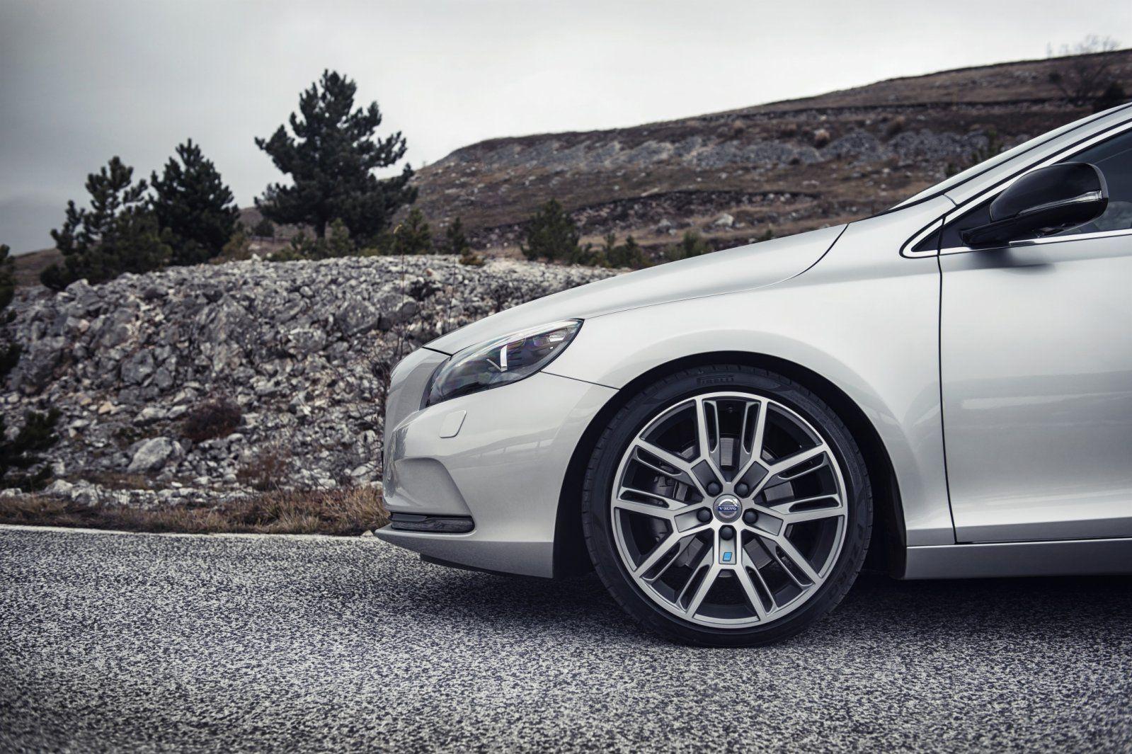 Polestar levert Performance parts voor Volvo V40, S60, V60