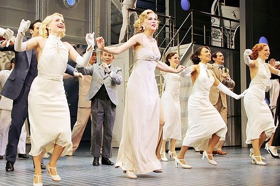 Sutton Foster As Reno Sweeny Her Angels In The Finale Bridesmaid Dresses Wedding Dresses Bridesmaid