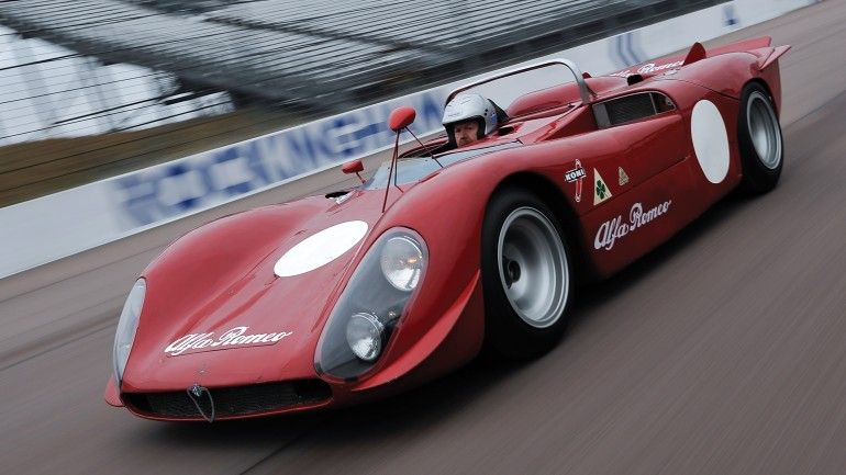1969 Alfa Romeo Tipo 33/3 Sports Racer
