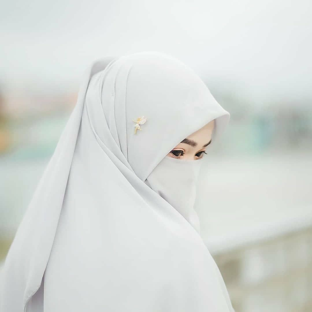 Girls hijab of pics wearing Four Women