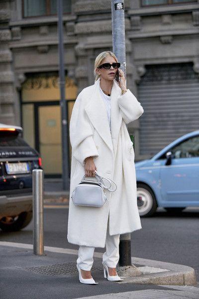 Milan Fashion Week Spring 2020 Attendees Pictures
