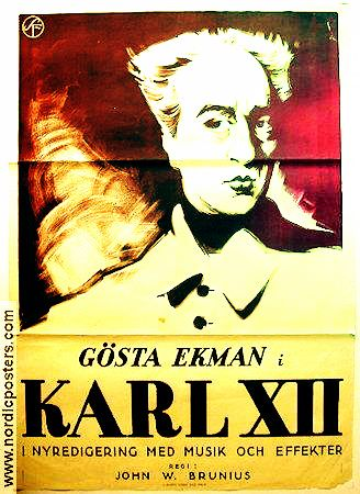 Many Swedes Want To See The Swedish Mastodontfilm Of Charles Xii From 1925 Maybe Totally Banned