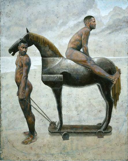 Gay contemporary art