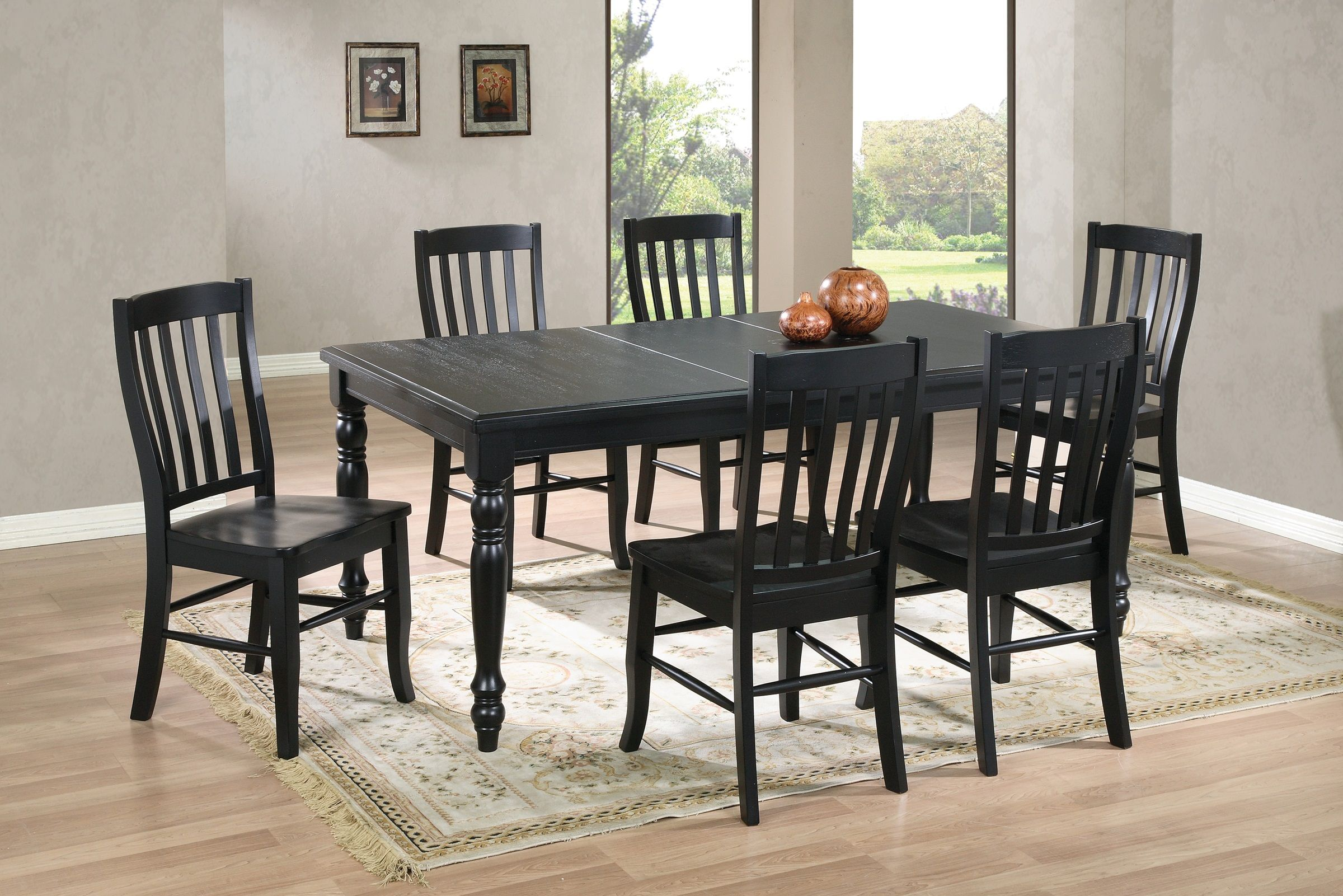 Quail Run Leg Table Large Dq14278 Dining Tables From Winners