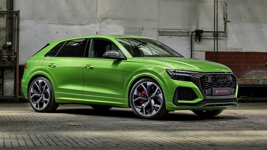 2020 Audi Rs Q8 First Look Is This The New Super Suv Benchmark Audi Rs Audi Suv