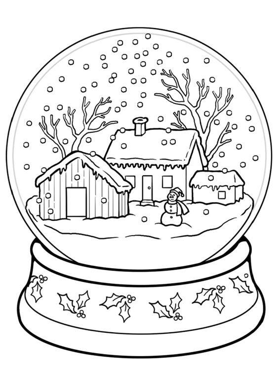 Disegni Da Colorare Invernali.21 Disegni Di Paesaggi Invernali Da Colorare Pianetabambini It Disegni Di Paesaggi Pagine Da Colorare Per Adulti Disegni Da Colorare Natalizi