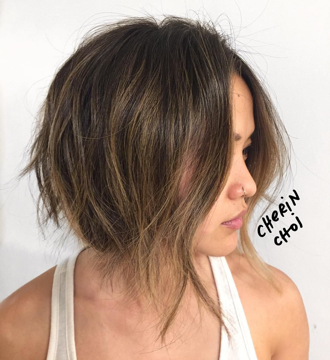 Lighter And Brighter Blondish Highlights For A Natural Level 2 Hair