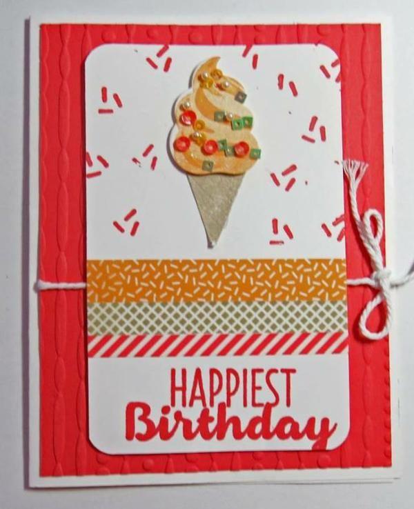 pinphyllis thurston on cards  cool treats  stampin