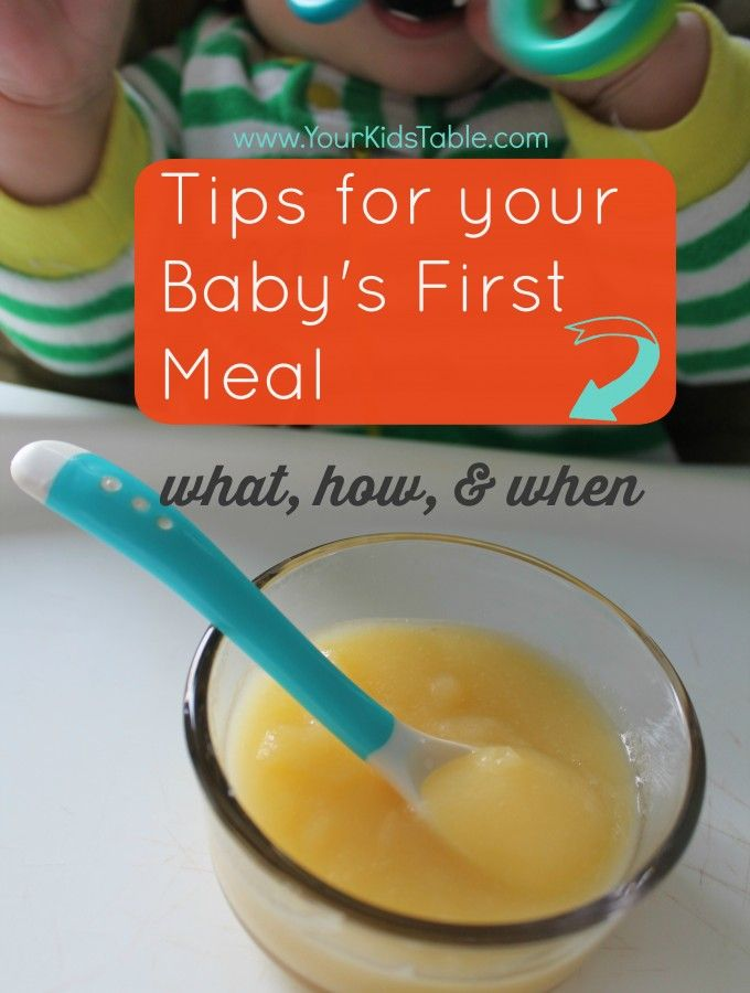 Tips to start your baby's feeding off on the best path to encourage good eating habits from an OT and mom.