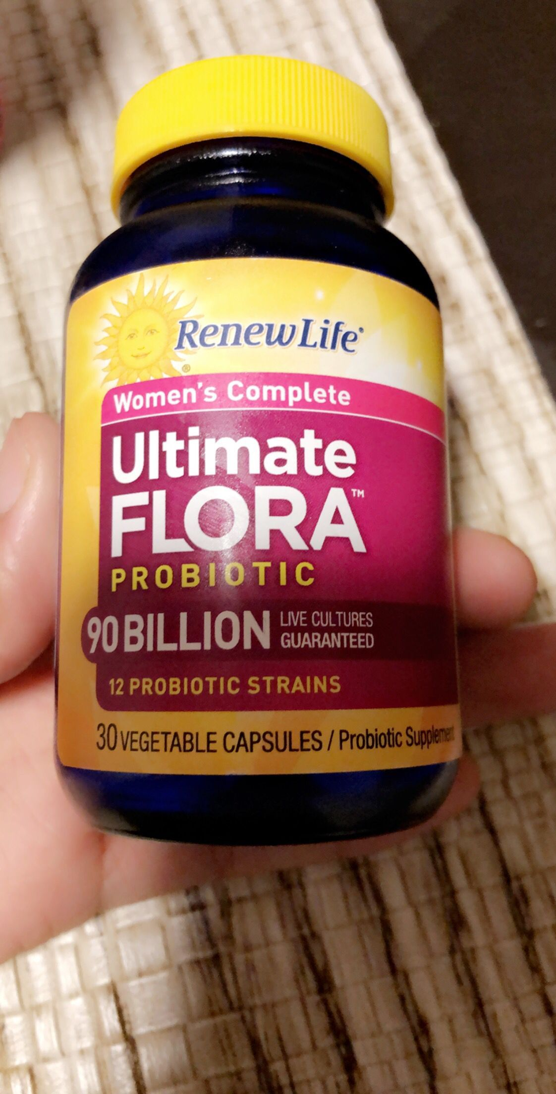 Probiotic Pills For Yeast Infections