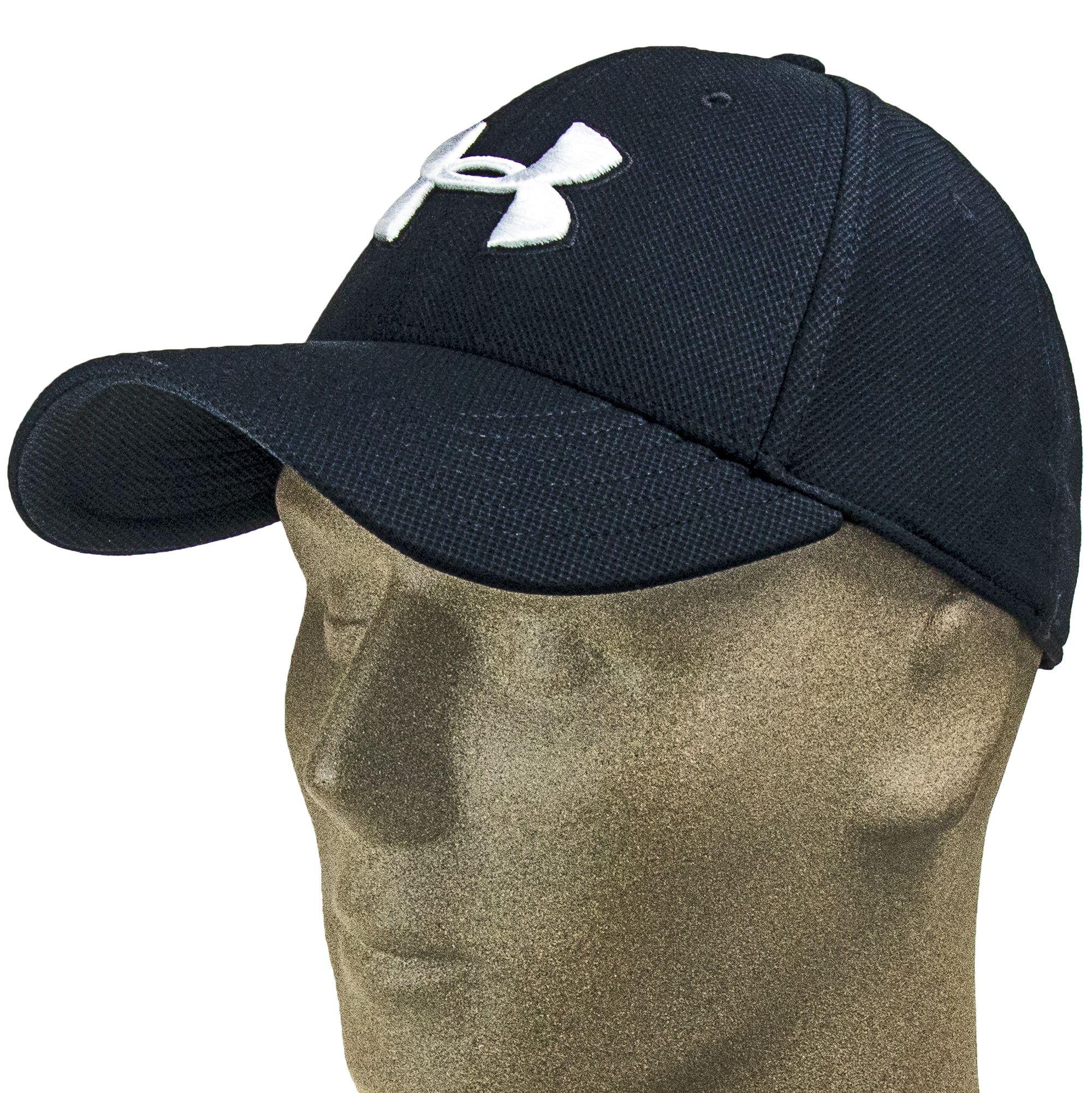 df4b30a010d6ab Under Armour Hats: Men's Black 1305036 001 Blitzing 3.0 Cap ...